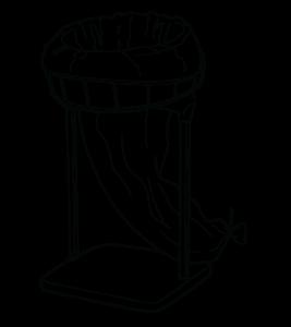 longopac-waste-bin