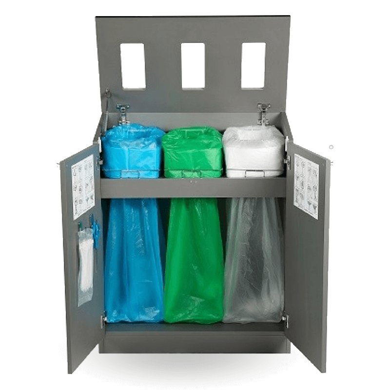 recycling bin solutions