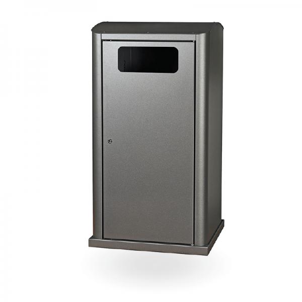longopac-urban-crossroad-waste-bin-cabinet-easi-recycling-nz