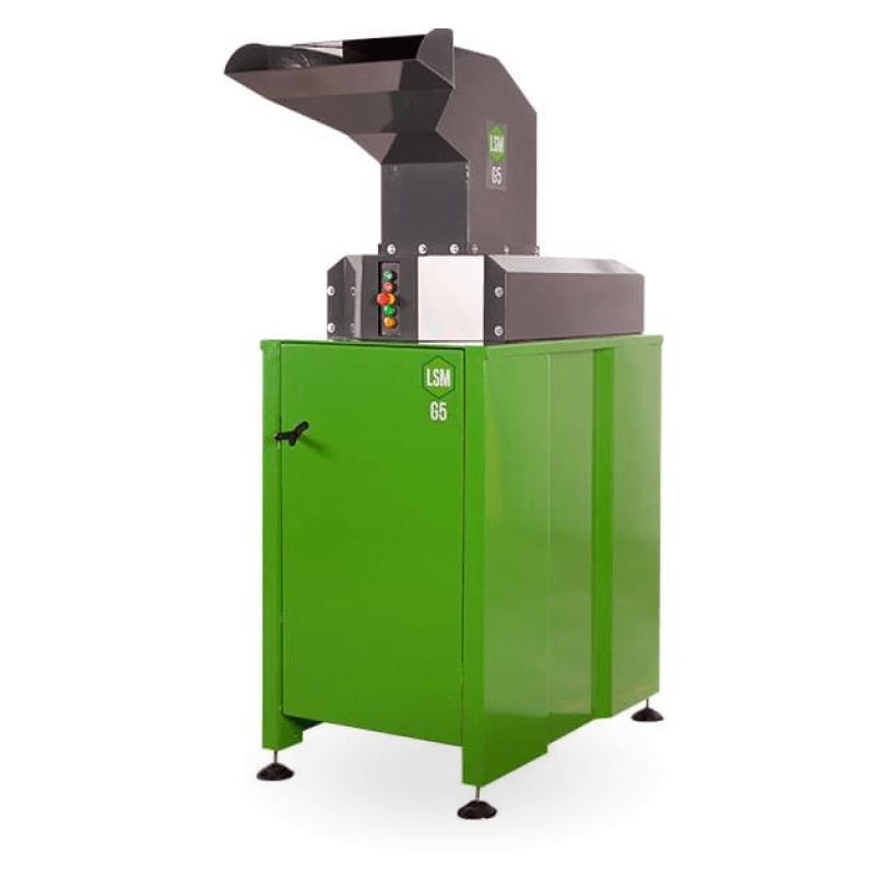 LSM G5 Glass Crusher - Easi Recycling New Zealand