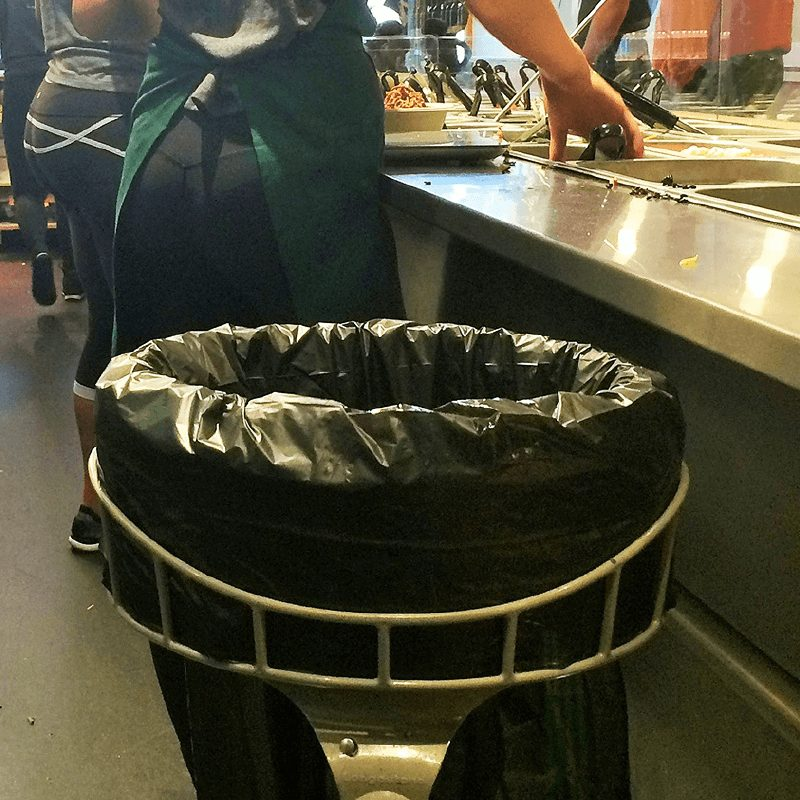 Hospitality Restaurants Recycling Longopac