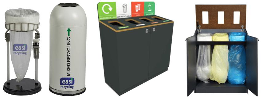Cabinet Bins Easirecycling