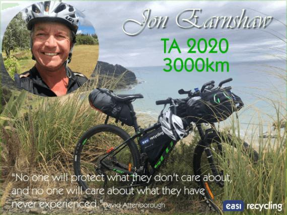 Cycling & Recycling 3,000 km through NZ – Cape Reinga to Bluff